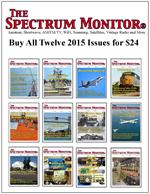 Buy All Twelve 2015 Issues TSM Jan-Dec 2015