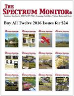 Buy All Twelve 2016 Issues TSM  Jan-Dec 2016