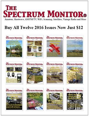 Buy All Twelve 2016 Issues TSM