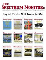 Buy All Twelve 2019 Issues of The Spectrum Monitor 2019